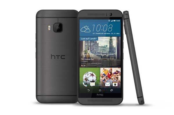 A favor del HTC One M9