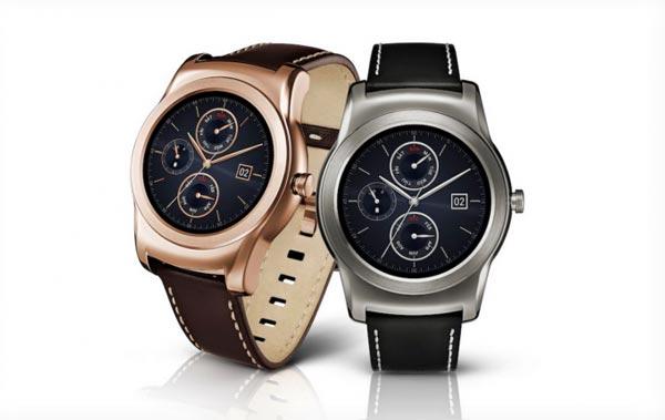 Los relojes con Android Wear buscan su sitio en el sector de la moda