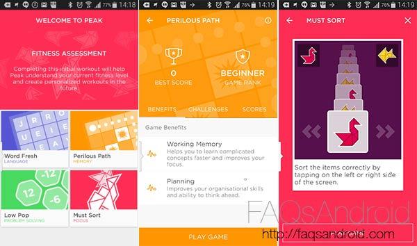 Los juegos Android de la semana: Limbo, Peak y Swinging Stupendo