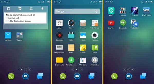 La ROM Flyme 4.1.2 de los Meizu directa a tu Samsung Galaxy Note 3