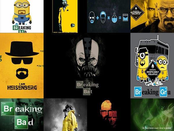 Domingo de Wallpapers para Android: Breaking Bad