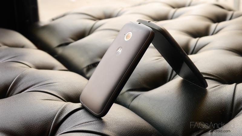 Motorola Moto E 4G 2015: análisis del móvil android de gama baja de referencia