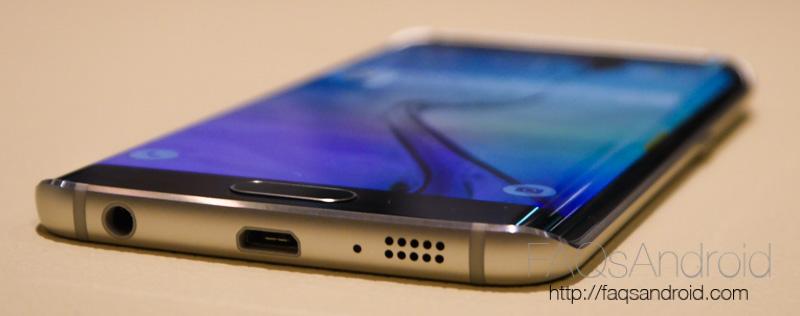 Las aplicaciones que aprovechan la pantalla del Samsung Galaxy S6 Edge