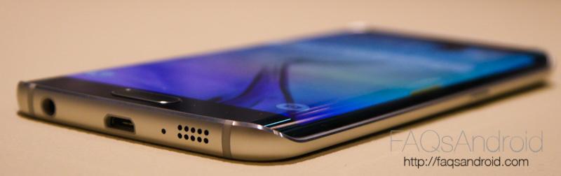 Esto no es un análisis del Samsung Galaxy S6 o S6 Edge