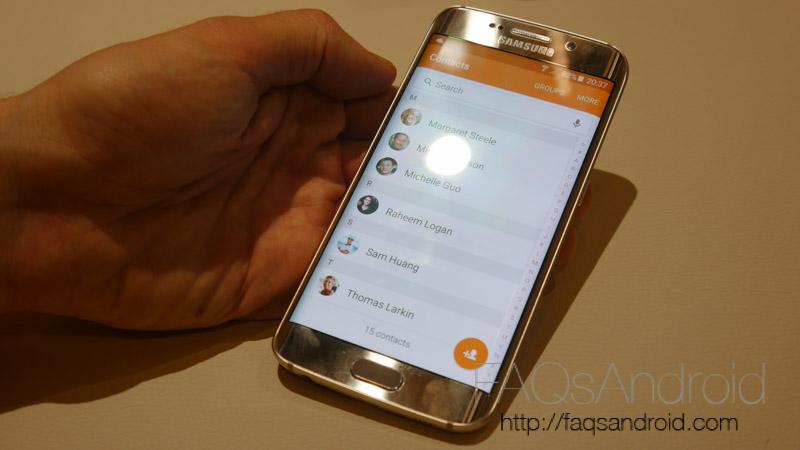 Samsung Galaxy S6 y S6 Edge: precios libres y con operadoras