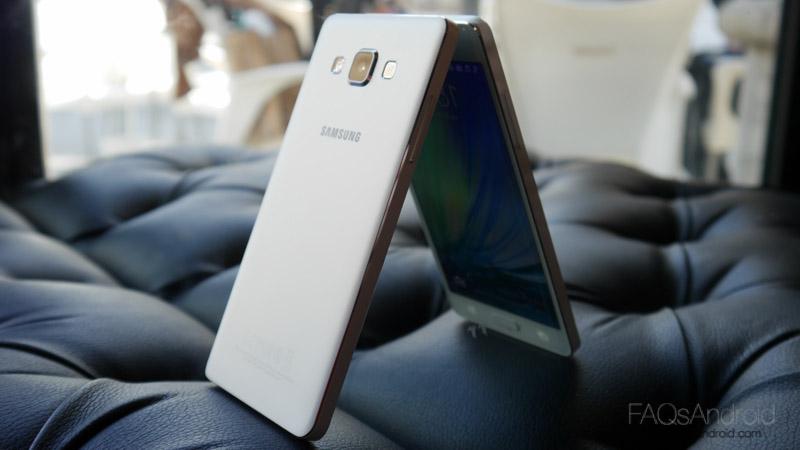 Samsung Galaxy A5: análisis en español