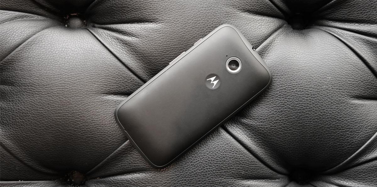 Motorola Moto E 2015: análisis del android de gama baja