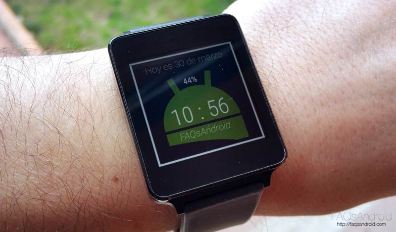Facer Watch Face, aprende a crear watchfaces para relojes Android Wear