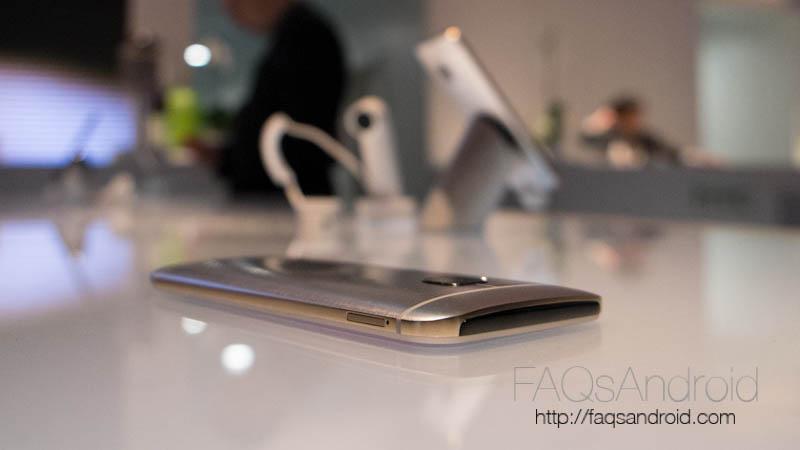 HTC One M9: Opiniones y comparación con el Galaxy S6