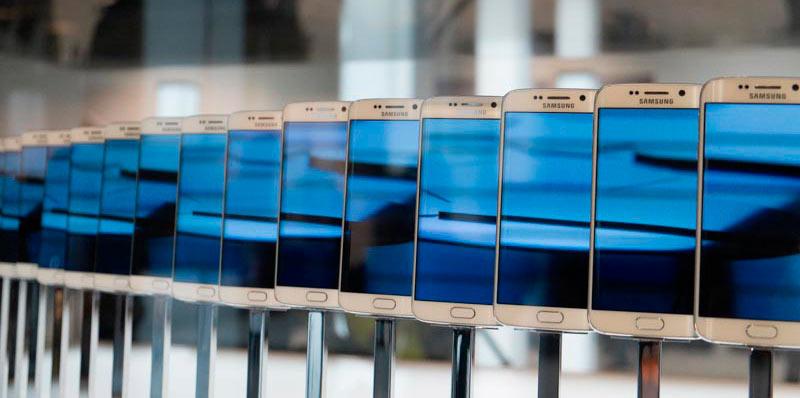Evolución de los Samsung Galaxy S