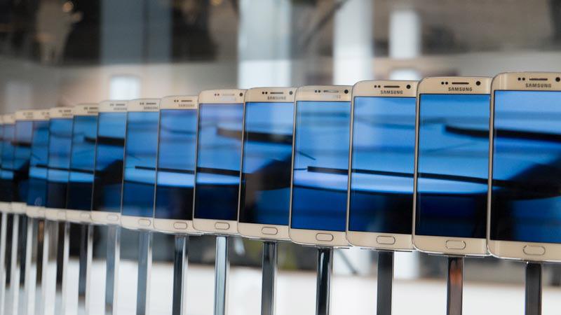 Evolución Android: del Samsung Galaxy S original al Samsung Galaxy S6 y S6 Edge