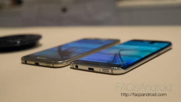 Samsung Galaxy S6 y S6 Edge: opiniones de los editores