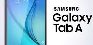 Samsung Galaxy Tab A de 8 y 9,7 pulgadas