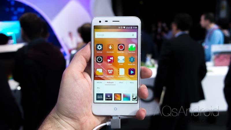 ZTE Grand S6 y S6 Plus: opiniones en vídeo desde el MWC