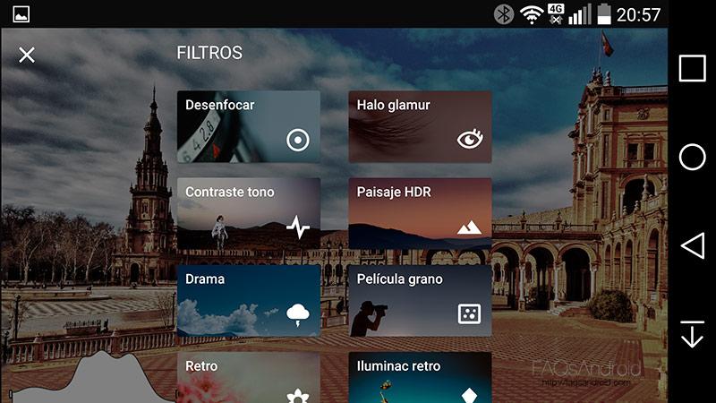 Análisis de Snapseed 2: la mejor app de fotos para Android