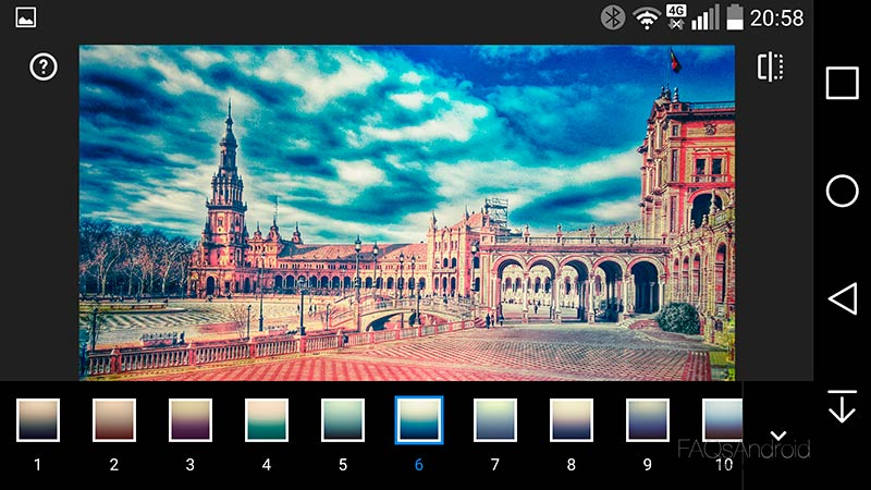 Análisis de Snapseed 2 para Android: la mejor app de fotos