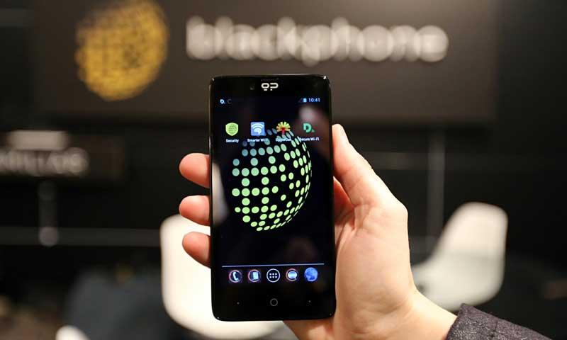 Blackphone, de Geeksphone