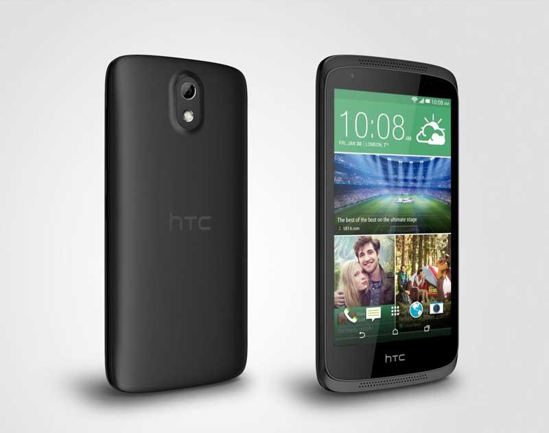 HTC Desire 526G y HTC Desire 626G