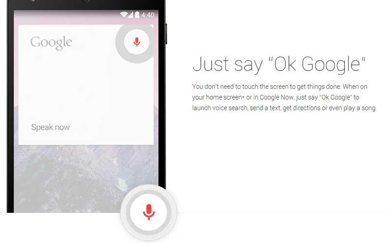"""El comando """"Ok Google"""" ha dejado de funcionar sin previo aviso"""