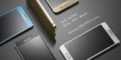 Comienza la actualización a Android 5.0.2 Lollipop para el Samsung Galaxy Alpha
