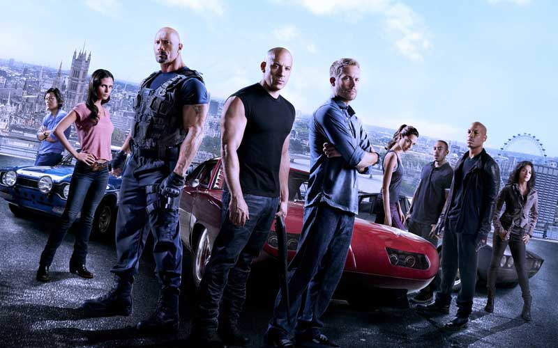 Domingo de wallpapers para Android: 30 fondos de Fast and Furious