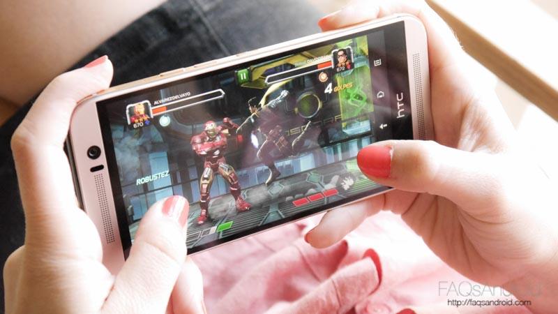 Gran actualización del HTC One M9 centrada en la cámara y su autonomía