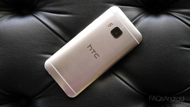 Análisis HTC One M9
