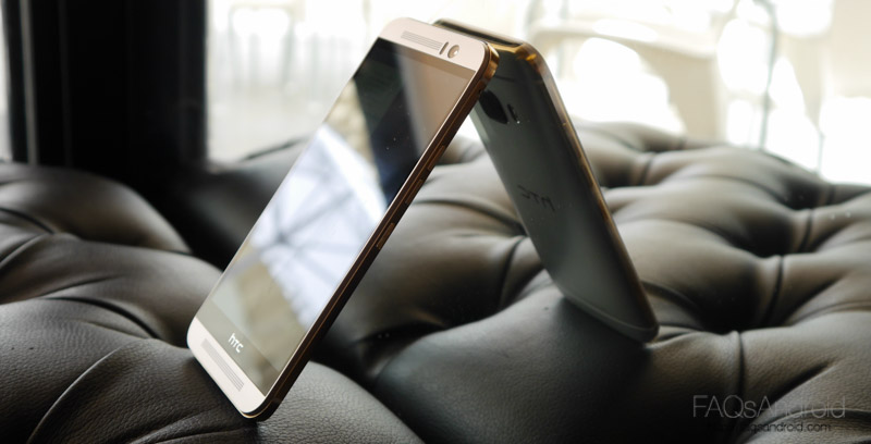 Comparativa del Galaxy S6 Edge vs HTC One M9