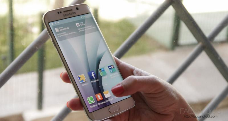 El Samsung Galaxy S6 Edge de Vodafone se actualiza a Android 5.1.1
