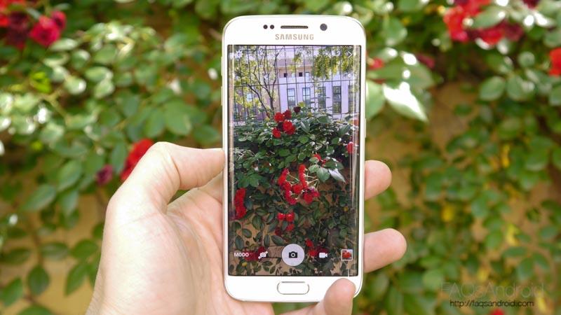 Cómo grabar vídeos 4K de más de 5 minutos con un Samsung