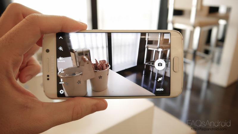 Samsung Galaxy S6 Edge: review a fondo de una belleza