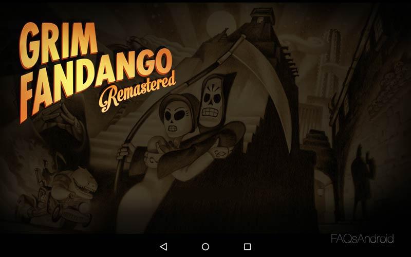 Grim Fandango para Android