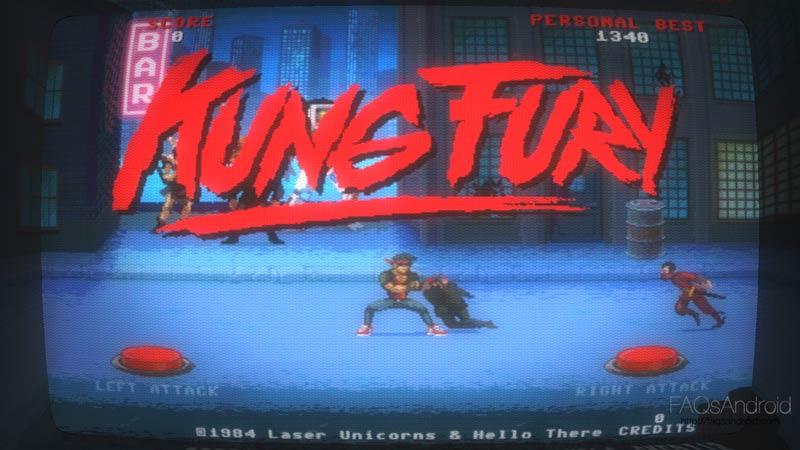 Kung Fury para Android