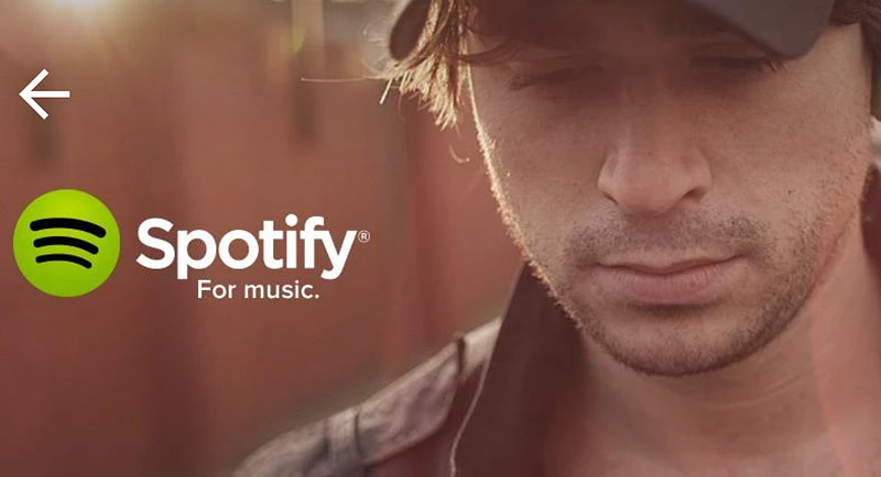 Mix Radio vs Spotify