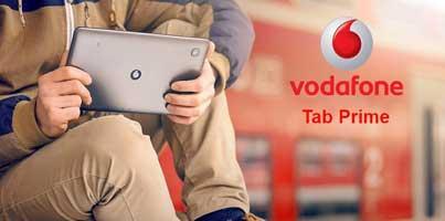 Vodafone Tab Prime