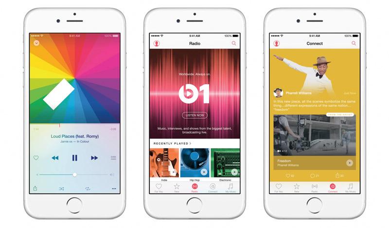 Apple Music estará en Android ¿te interesaría probarlo?