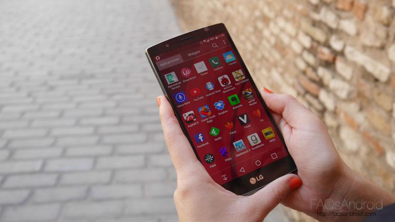 Cómo rootear el LG G4