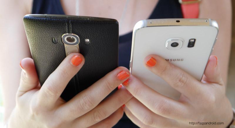 El rincón del cuñao: en los móviles Android no importa el diseño