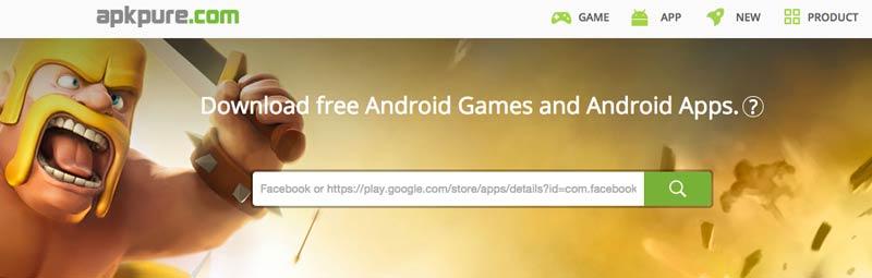 Descargar aplicaciones gratis fuera de la Play Store