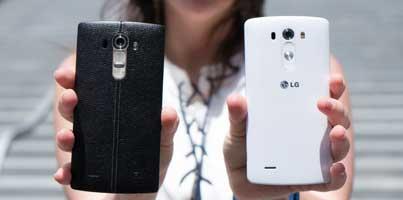LG G3 vs LG G4: comparativa en vídeo y texto
