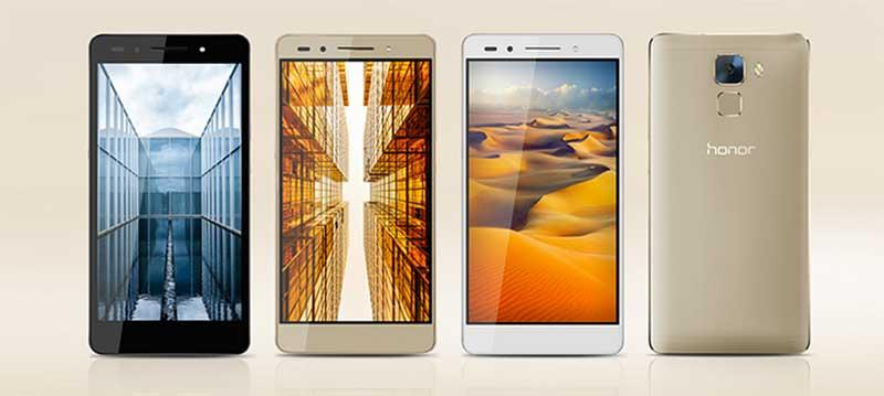 Android por menos de 400 euros: Honor 7, OnePlus 2 y Meizu MX5