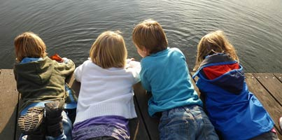 Cinco juegos para que los niños no den la brasa en vacaciones