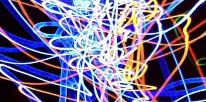 Pintura con luz gracias a LightBomber