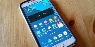 TouchWiz con Material Design en el Samsung Galaxy S6 y S6 Edge