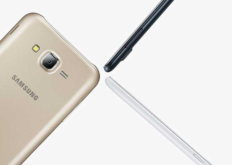 Samsung Galaxy J5 y Samsung Galaxy J7