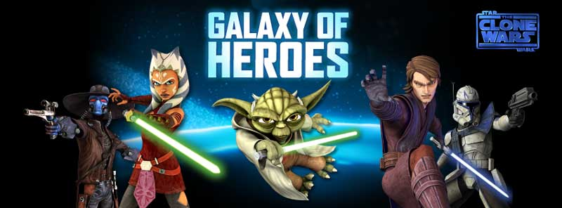 Star Wars Galaxy of Heroes - Deutsch - Home | Facebook