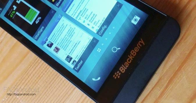 ¿BlackBerry podría recuperarse con un móvil estrictamente Android?