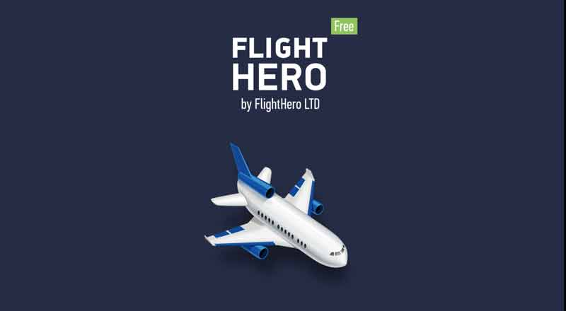 InfoVuelos Salidas y Llegadas: sigue el rastro a los aviones desde tu android