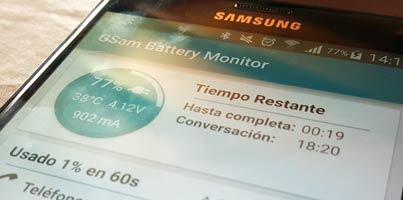 Los mejores monitores de batería: detecta a los ladrones de mAh