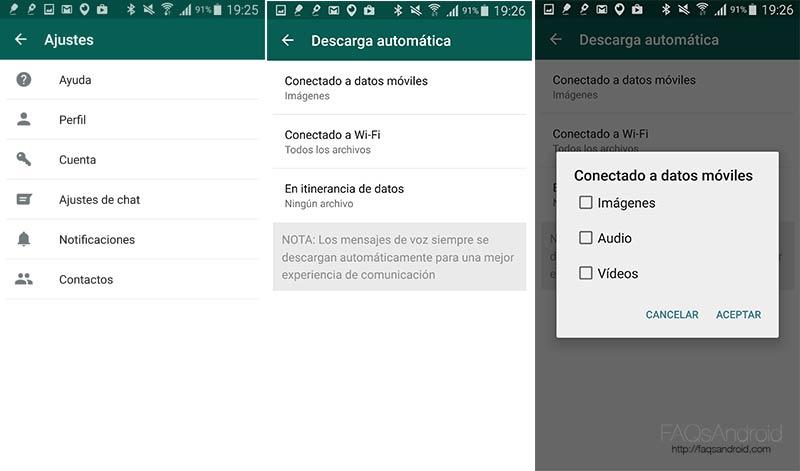 Cómo hacer una copia de seguridad de las fotos de WhatsApp
